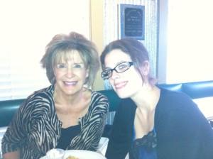 Aunt Sarah & me