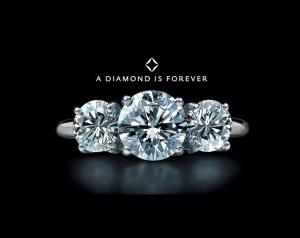 Diamonds just got even more eternal.